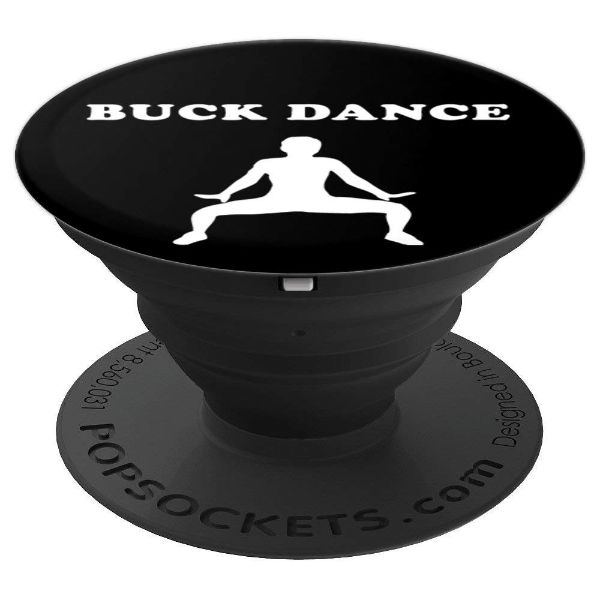 Buck Dance- buck dancer - PopSockets Grip and Stand for Phones and Tablets