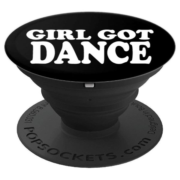 Girl Got Dance - PopSockets Grip and Stand for Phones and Tablets