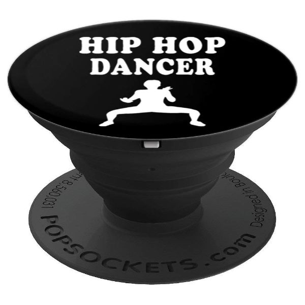 Hip Hop Dancer - dance - PopSockets Grip and Stand for Phones and Tablets